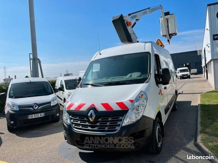 Renault Master l2h2 nacelle versalift 2018 56.000km  - 2