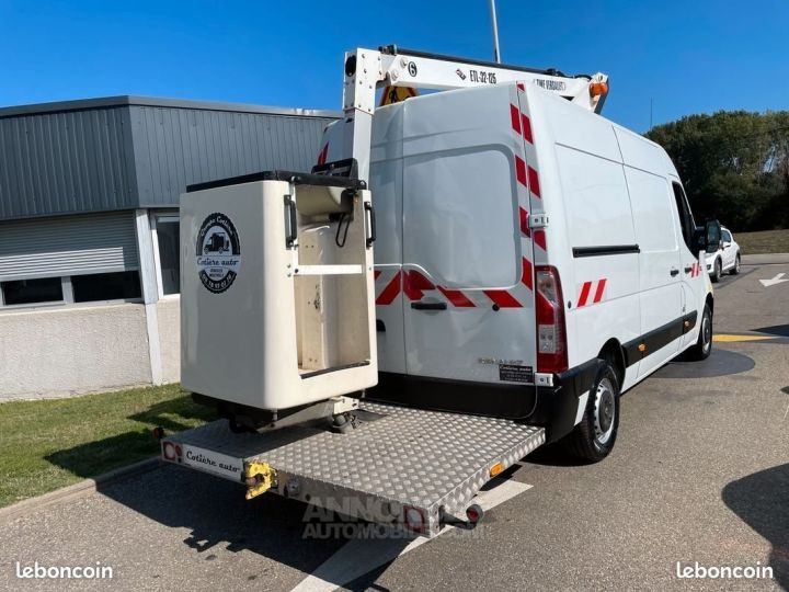 Renault Master l2h2 nacelle versalift 2018 56.000km  - 3