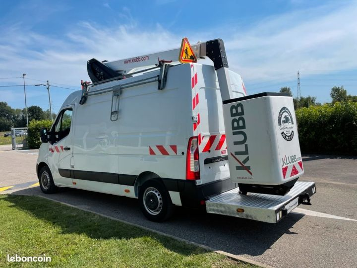 Renault Master nacelle klubb k32 2016  - 3