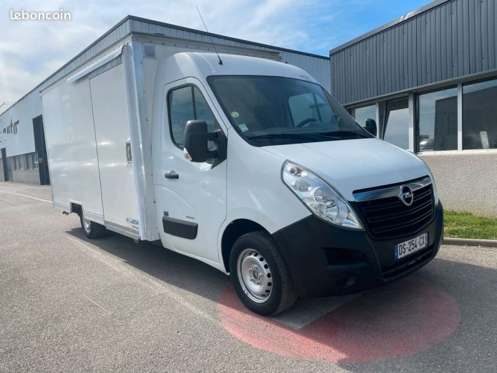 Renault Master Opel movano 20m3 plancher cabine 2015  - 1