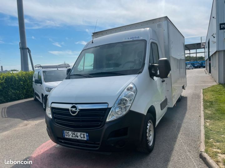 Renault Master Opel movano 20m3 plancher cabine 2015  - 2