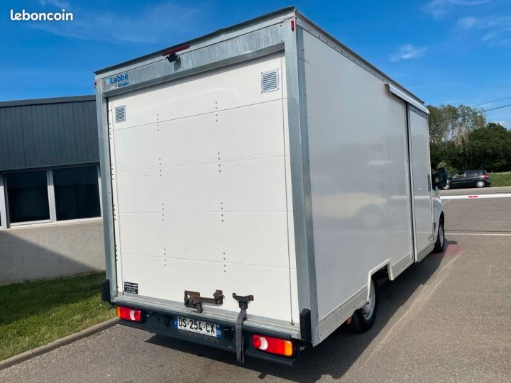Renault Master Opel movano 20m3 plancher cabine 2015  - 3