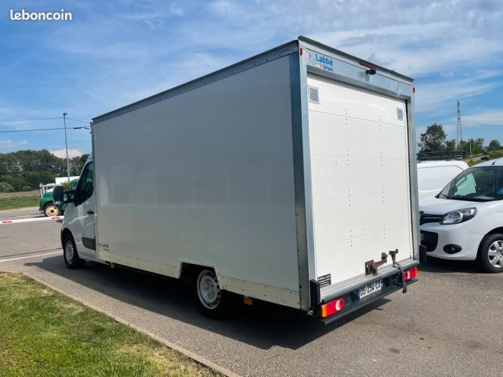 Renault Master Opel movano 20m3 plancher cabine 2015  - 4