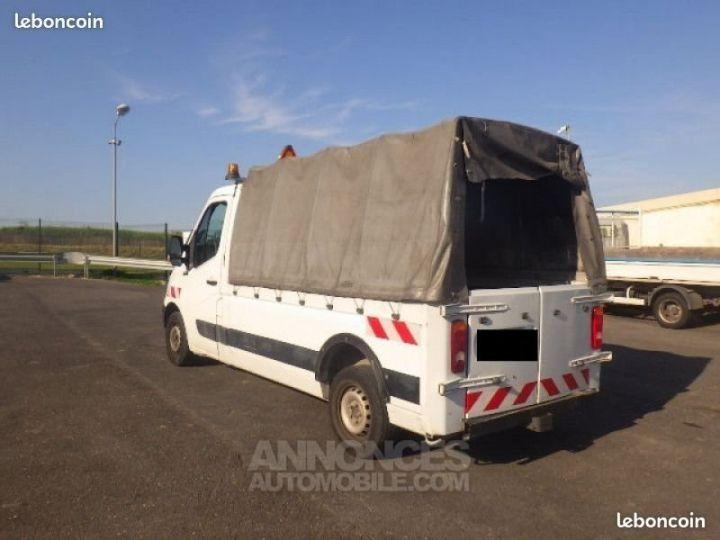 Renault Master pick up plateau durisotti baché  - 2