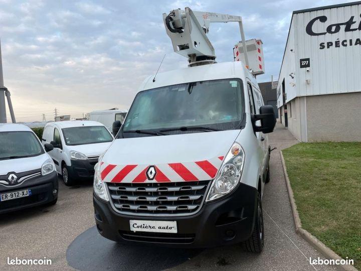 Renault Master PROMO l1h2 nacelle comilev 420h  - 2