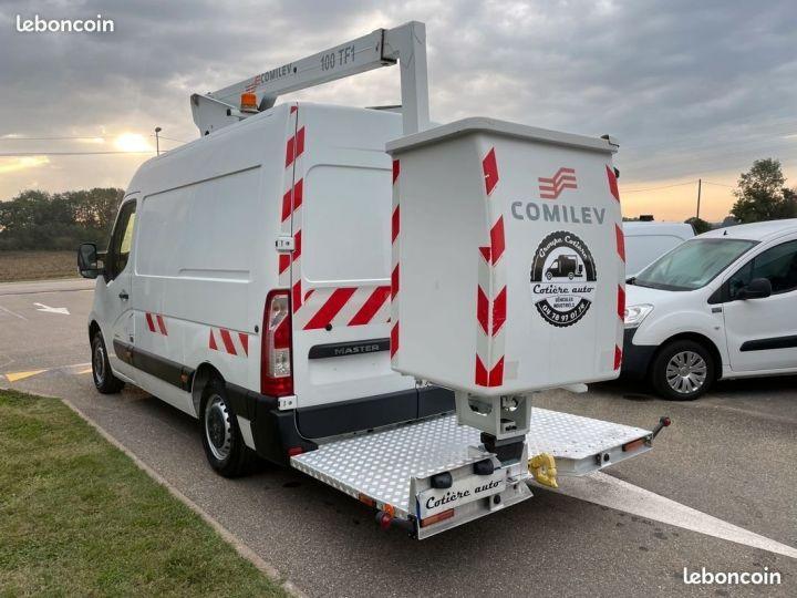 Renault Master PROMO l1h2 nacelle comilev 420h  - 4