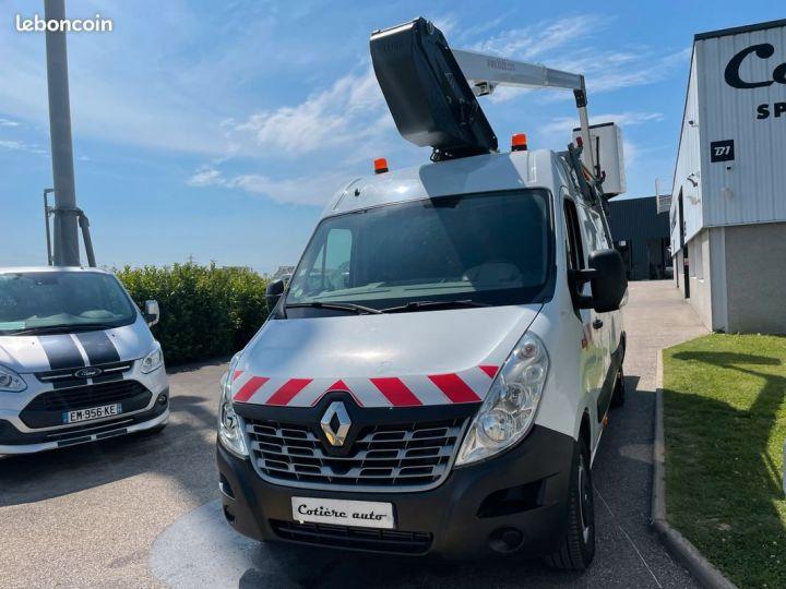 Renault Master PROMO nacelle klubb k32 2016  - 2