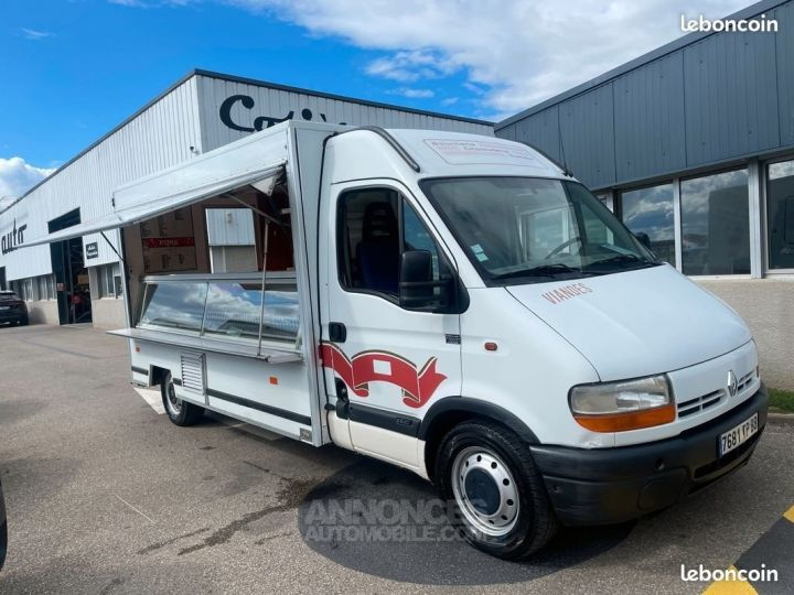 Renault Master vasp camion magasin boucherie  - 1