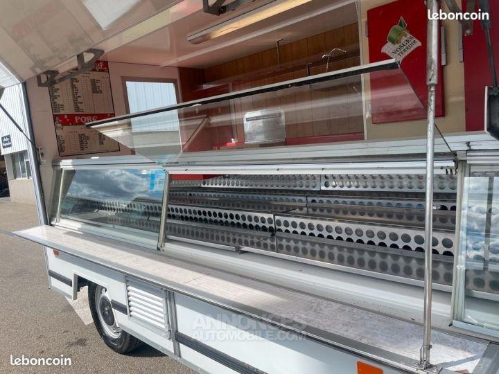 Renault Master vasp camion magasin boucherie  - 5