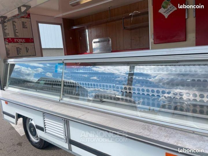 Renault Master vasp camion magasin boucherie  - 8