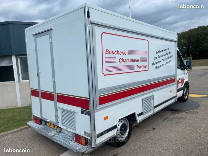 Renault Master vasp camion magasin boucherie  - 9
