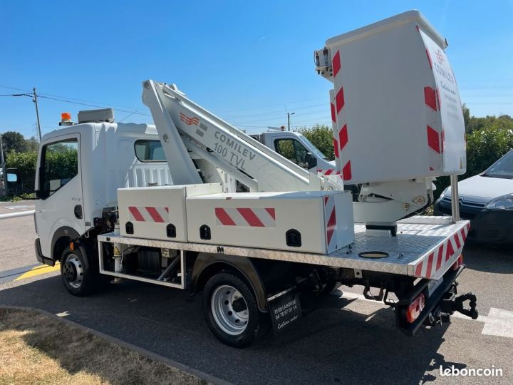 Renault Maxity 120 dxi nacelle comilev 437h  - 5