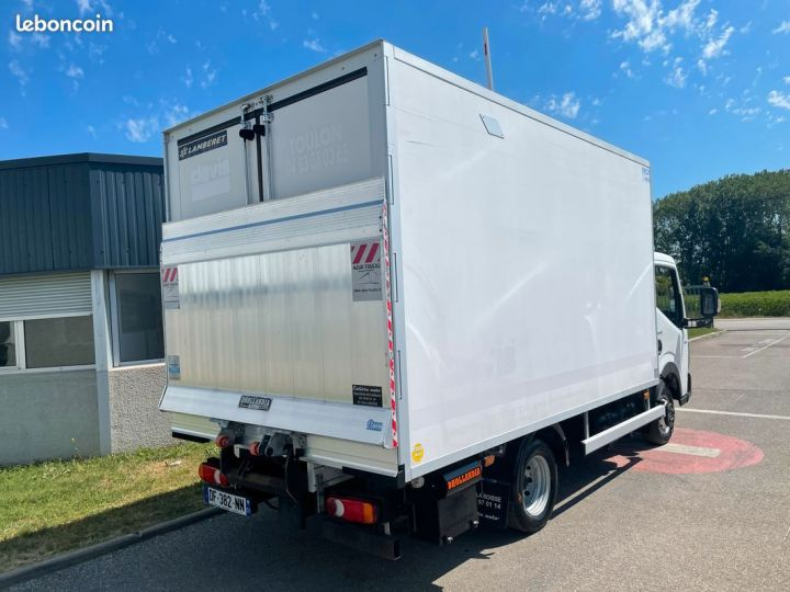 Renault Maxity 140dxi frigorifique hayon  - 5