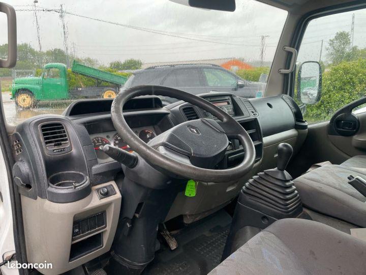 Renault Maxity benne 74.000km  - 4