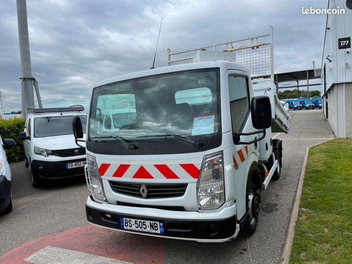 Renault Maxity benne coffre 95.000km  - 2