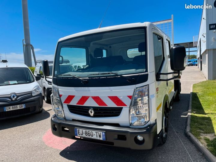 Renault Maxity benne double cabine 2017  - 5