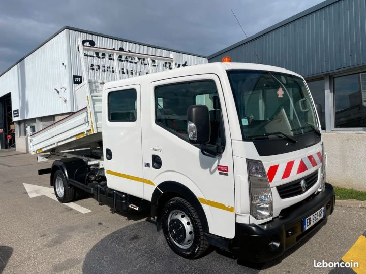 Renault Maxity benne double cabine 2017  - 1