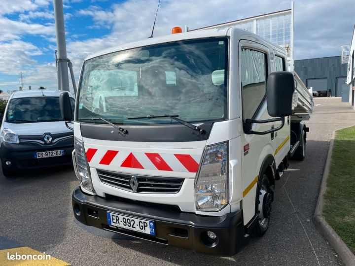 Renault Maxity benne double cabine 2017  - 3