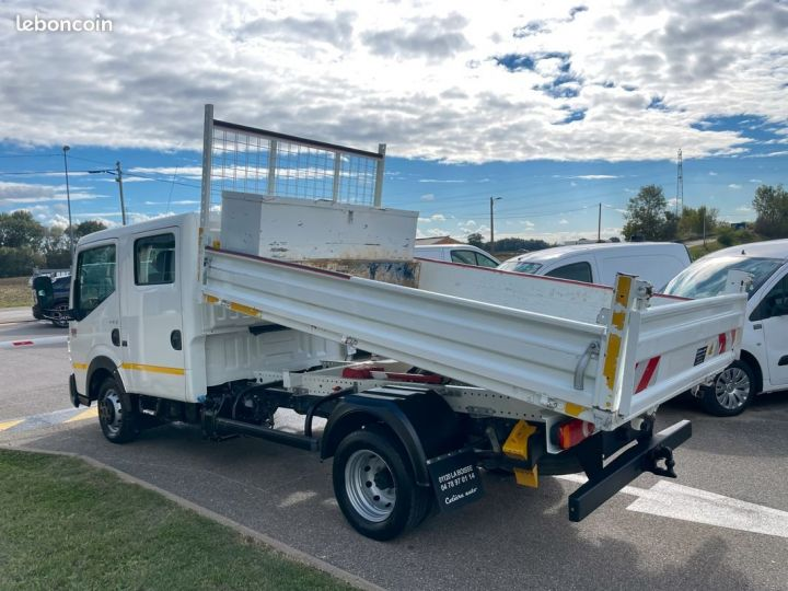 Renault Maxity benne double cabine 2017  - 4