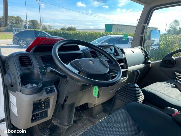 Renault Maxity benne grue palfinger pk3400 54.000km avec radio commande  - 5