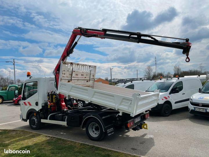 Renault Maxity bibenne grue fassi 60.000km  - 4