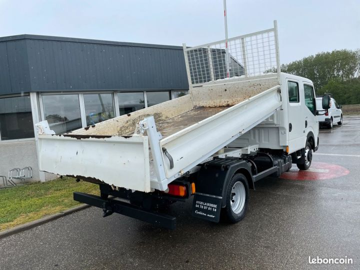 Renault Maxity double cabine benne 140cv  - 3