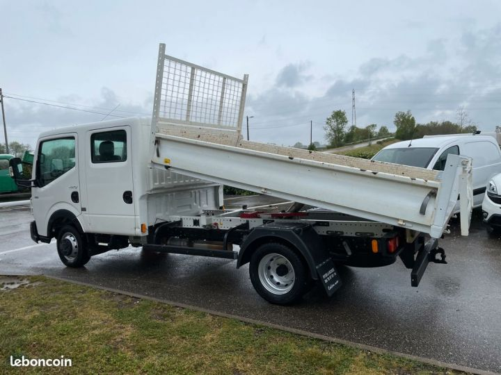 Renault Maxity double cabine benne 140cv  - 4