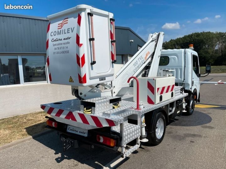 Renault Maxity nacelle comilev 100tvl  - 4
