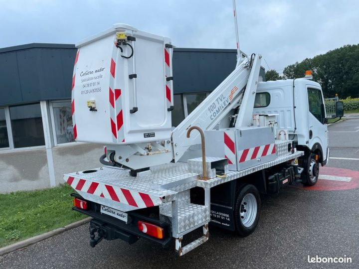 Renault Maxity nacelle comilev 114h  - 2