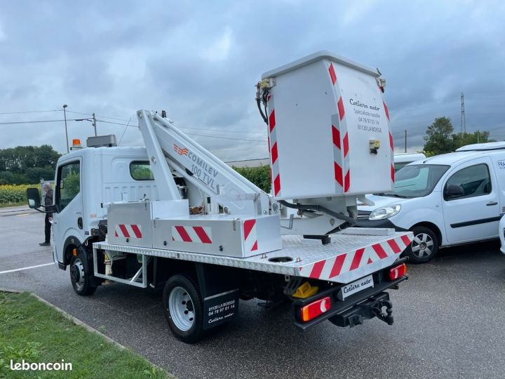 Renault Maxity nacelle comilev 114h  - 4