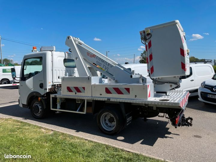 Renault Maxity nacelle comilev 154h  - 3