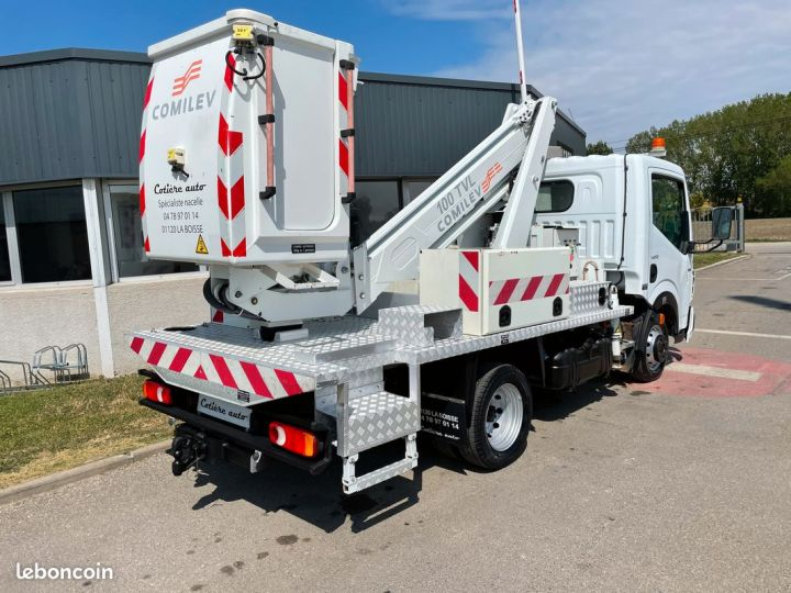 Renault Maxity nacelle comilev 171h  - 4