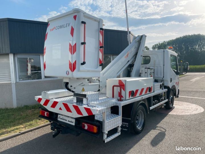 Renault Maxity nacelle Comilev 2016  - 5