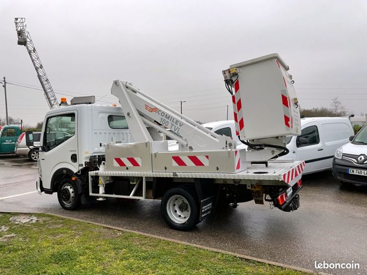 Renault Maxity nacelle comilev 255h  - 3