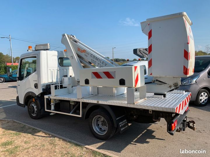 Renault Maxity nacelle comilev 256h  - 2