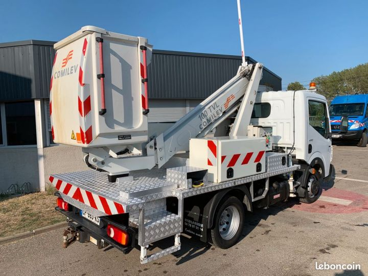 Renault Maxity nacelle comilev 256h  - 3