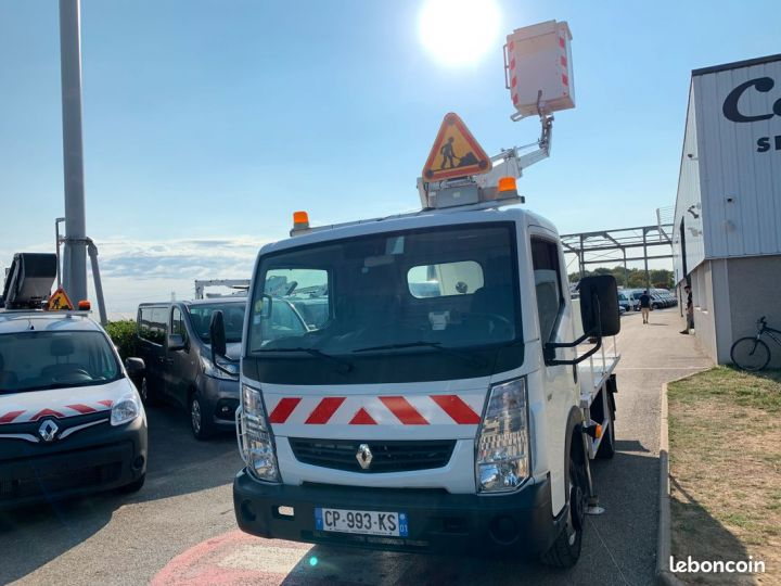Renault Maxity nacelle comilev 256h  - 5