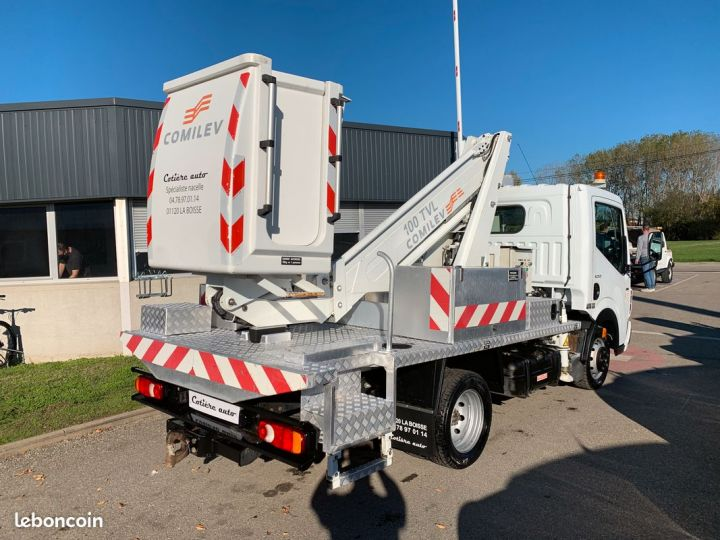 Renault Maxity nacelle comilev 272h  - 3