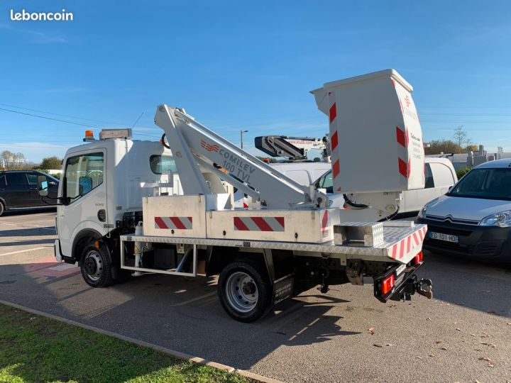 Renault Maxity nacelle comilev 272h  - 4