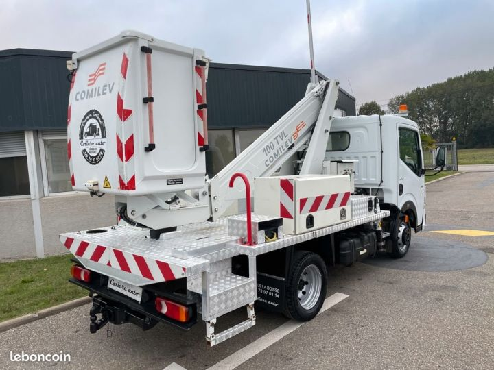 Renault Maxity nacelle comilev 399h  - 3
