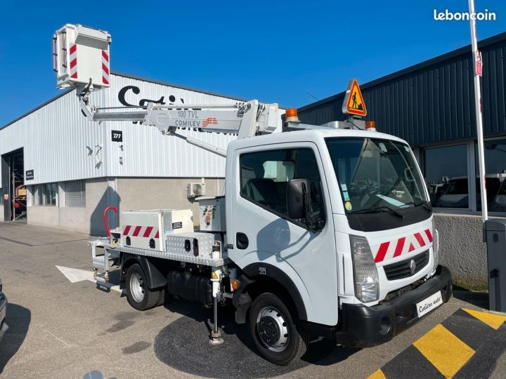 Renault Maxity nacelle comilev 432h  - 1