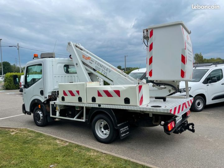 Renault Maxity nacelle comilev 620h  - 4