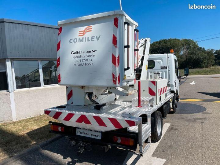 Renault Maxity nacelle comilev panier 2 personnes  - 3