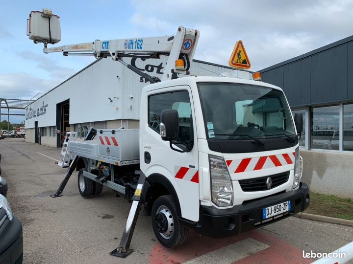 Renault Maxity nacelle CTE 16M PRIX HT  - 1