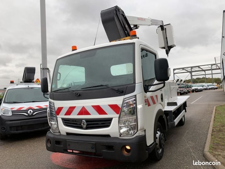 Renault Maxity nacelle klubb 2017  - 2