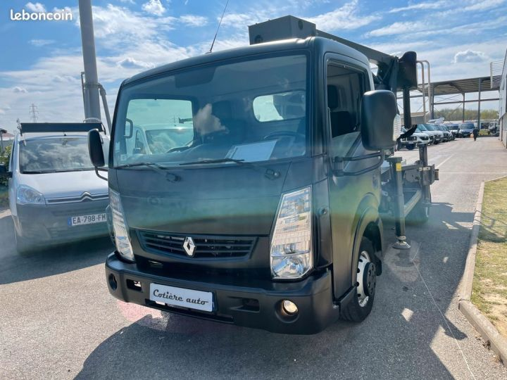 Renault Maxity nacelle socage 22m pour l'EXPORT UNIQUEMENT  - 8