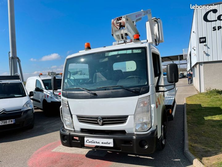 Renault Maxity nacelle Time France  - 2