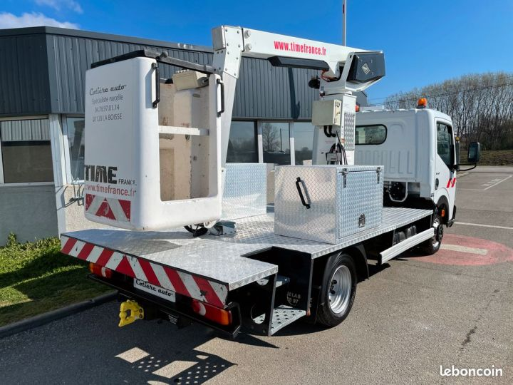 Renault Maxity nacelle Time France  - 3
