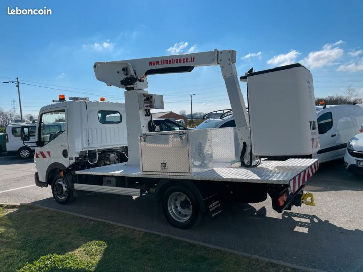 Renault Maxity nacelle Time France  - 4