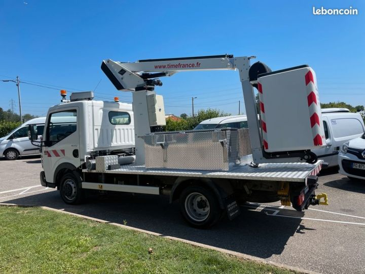 Renault Maxity nacelle Time France 13.000km  - 4